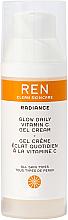 Parfüm, Parfüméria, kozmetikum Nappali krém C vitaminnal - Ren Radiance Glow Daily Vitamin C Gel Cream Moisturizer