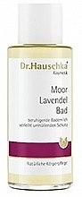 "Parfüm, Parfüméria, kozmetikum Fürdő esszencia ""Levendula"" - Dr. Hauschka Moor Lavendel Bad (mini)"