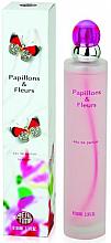 Parfüm, Parfüméria, kozmetikum Real Time Papillons & Fleurs - Eau De Parfum