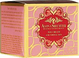 Parfüm, Parfüméria, kozmetikum Nappali krém normál bőrre - Alona Shechter Day Cream For Normal Skin