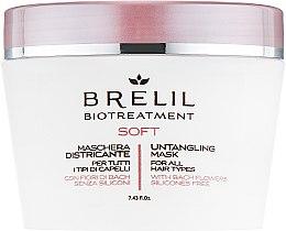 Parfüm, Parfüméria, kozmetikum Maszk rakoncátlan hajra - Brelil Bio Treatment Soft Untangling Mask