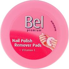 Parfüm, Parfüméria, kozmetikum Nedves körömlakklemosó vattakorong - Bel Premium Wet Nail Polish Remover Pads