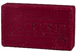 """Parfüm, Parfüméria, kozmetikum Természetes szappan """"Megy"""" - Le Chatelard 1802 Soap Cherry"""