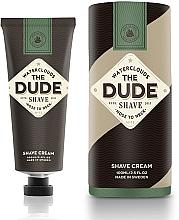 Parfüm, Parfüméria, kozmetikum Borotválkozó krém - Waterclouds The Dude Shave Cream