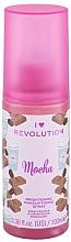 Parfüm, Parfüméria, kozmetikum Sminkfixáló spray - I Heart Revolution Fixing Spray Mocha