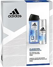 Parfüm, Parfüméria, kozmetikum Szett - Adidas Climacool Men (deo/150ml + sh/gel/250ml)