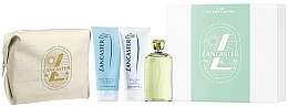 Parfüm, Parfüméria, kozmetikum Lancaster Eau de Lancaster - Szett (edt/125ml + b/lot/200ml + sh/gel/200ml + bag)