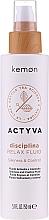 Parfüm, Parfüméria, kozmetikum Spray-fluid engedetlen hajra - Kemon Actyva Disciplina Relax Fluid