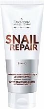Parfüm, Parfüméria, kozmetikum Aktív öregedésgátló csiga nyálkamaszk - Farmona Professional Snail Repair Active Rejuvenating Mask With Snail Mucus