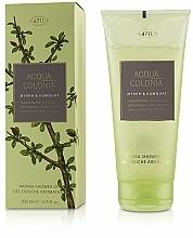 Parfüm, Parfüméria, kozmetikum Maurer & Wirtz 4711 Acqua Colonia Myrrh & Kumquat - Tusfürdő