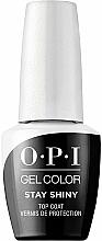 Parfüm, Parfüméria, kozmetikum Körömlakk fixáló - O.P.I. Gel Stay Shiny Top Coat