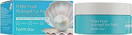 Parfüm, Parfüméria, kozmetikum Hidrogél tapasz gyöngy kivonattal - FarmStay White Pearl Hydrogel Eye Patch