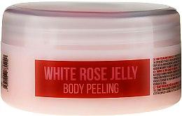 "Parfüm, Parfüméria, kozmetikum Testradír ""Fehér rózsa"" - Hristina Stani Chef'S White Rose Jelly Body Peeling"