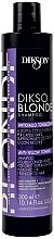 Parfüm, Parfüméria, kozmetikum Sárga tónust neutralizáló sampon - Dikson Dikso Blonde Anti-Yellow Toning Shampoo