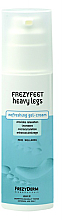 Parfüm, Parfüméria, kozmetikum Frissítő lábkrém - Frezyderm Frezyfeet Heavy Legs Refreshing gel-cream