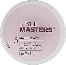 Parfüm, Parfüméria, kozmetikum Hajmodellező agyag - Revlon Professional Style Masters Matt Clay