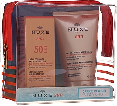 Parfüm, Parfüméria, kozmetikum Szett - Nuxe Sun Set Summer Protection Ritual (cr/50ml + lot/100ml)