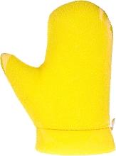 """Parfüm, Parfüméria, kozmetikum Masszázs kesztyű """"Aqua"""", 6021, sárga - Donegal Aqua Massage Glove"""