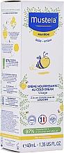 Parfüm, Parfüméria, kozmetikum Cold arckrém - Mustela Bebe Nourishing Cream with Cold Cream