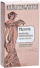 Parfüm, Parfüméria, kozmetikum Henna, fekete színű por - Styx Naturcosmetic Henna Schwarz