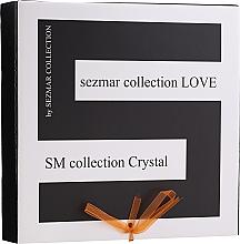 Parfüm, Parfüméria, kozmetikum Szett - Sezmar Collection Love Crystal (sh/gel/250ml + massage/oil/100ml + b/lot/200ml)