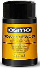 Parfüm, Parfüméria, kozmetikum Dúsító hajpor - Osmo Power Powder Texturising Dust