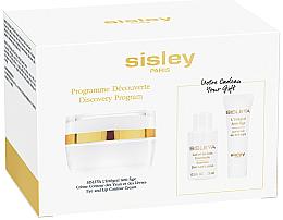 Parfüm, Parfüméria, kozmetikum Szett - Sisleya L'Integral Anti-Age Eye And Lip Contour Cream Set (cr/4ml + lot/15ml + cr/lip/eye/15ml)