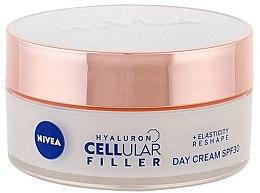 Ránctalanító nappali krém - Nivea Hyaluron Cellular Filler..