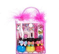 Parfüm, Parfüméria, kozmetikum Szett neszeszerben - Tutu Peel-Off (n/polish/5mlx3 + bag) (11)