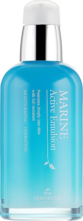 Hidratáló emulzió ceramidokkal - The Skin House Marine Active Emulsion