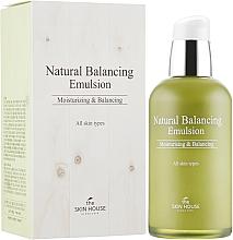 Parfüm, Parfüméria, kozmetikum Bőrkiegyensúlyozó arcra - The Skin House Natural Balancing Emulsion