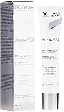 Parfüm, Parfüméria, kozmetikum Emulzió normál és kombinált bőrre - Noreva Laboratoires Alpha KM Emulsion De Jour