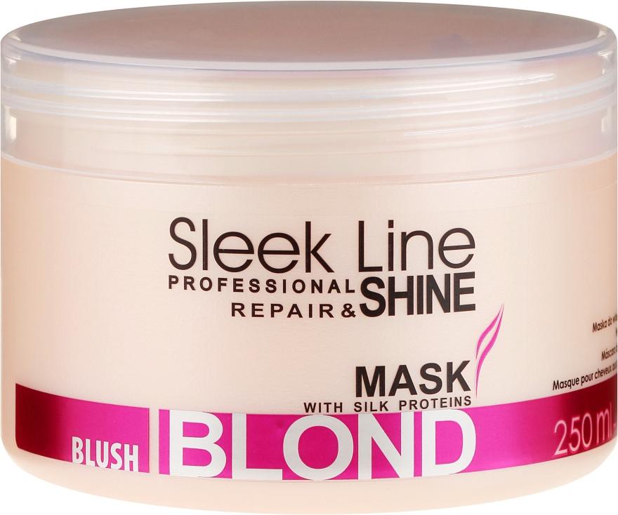 Hajmaszk - Stapiz Sleek Line Blush Blond Mask