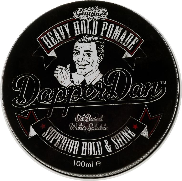 Hajformázó pomádé - Dapper Dan Heavy Hold Pomade