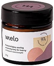 Parfüm, Parfüméria, kozmetikum Enzim hámlasztó gyümölcssavakkal - Melo