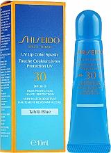 Parfüm, Parfüméria, kozmetikum Fényvédő szájfény - Shiseido UV Lip Color Splash