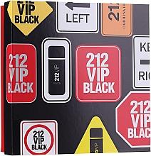 Parfüm, Parfüméria, kozmetikum Carolina Herrera 212 Vip Black - Szett  (edp/100ml + sh/gel/100ml)