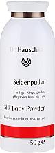 Parfüm, Parfüméria, kozmetikum Testpúder - Dr. Hauschka Silk Body Powder