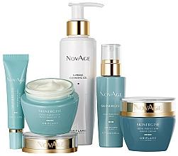 Parfüm, Parfüméria, kozmetikum Szett - Oriflame NovAge Skinergise Set (gel/150ml+eye/cr/15ml+ser/30ml+day/cr/50ml+/night/cr/50ml)