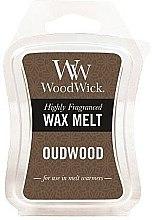 Parfüm, Parfüméria, kozmetikum Aroma viasz - WoodWick Wax Melt Oudwood
