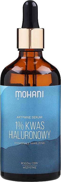 Hialuronsav gél 1% - Mohani Hyaluronic Acid Gel 1%