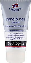Parfüm, Parfüméria, kozmetikum Kéz- és körömápoló krém - Neutrogena Hand & Nail Cream