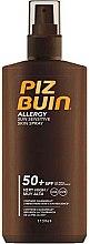 Parfüm, Parfüméria, kozmetikum Napvédő spray testre - Piz Buin Allergy Spray Spf50