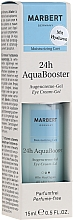 Parfüm, Parfüméria, kozmetikum Frissítő szemöldök krém-gél - Marbert 24h AquaBooster Augencreme-Gel