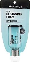 Parfüm, Parfüméria, kozmetikum Arctisztító - Alice Koco Clear Cleansing Foam