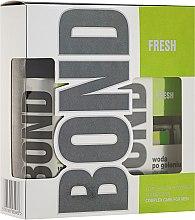 Parfüm, Parfüméria, kozmetikum Készlet - Bond Fresh (deo/150ml + ash/lot/100ml)