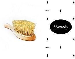 Parfüm, Parfüméria, kozmetikum Szett - LullaLove Romby (hair brush + muslin)