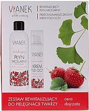 Parfüm, Parfüméria, kozmetikum Készlet - Vianek (micellar/water/150ml + cr/50ml + mask/10ml)