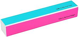 Parfüm, Parfüméria, kozmetikum Íves buffer - Tools For Beauty 4-way Nail Buffer Block