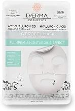 Parfüm, Parfüméria, kozmetikum Hidrogél arcmaszk hidratáló és simító - Daerma Cosmetics Hyaluronic Acid Hydrogel Mask